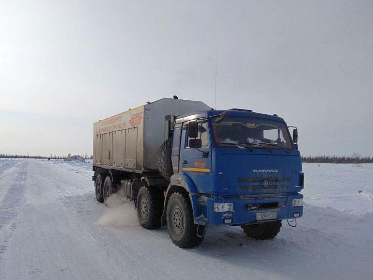 Скважинные операции для Восточно-Уренгойского ЛУ
