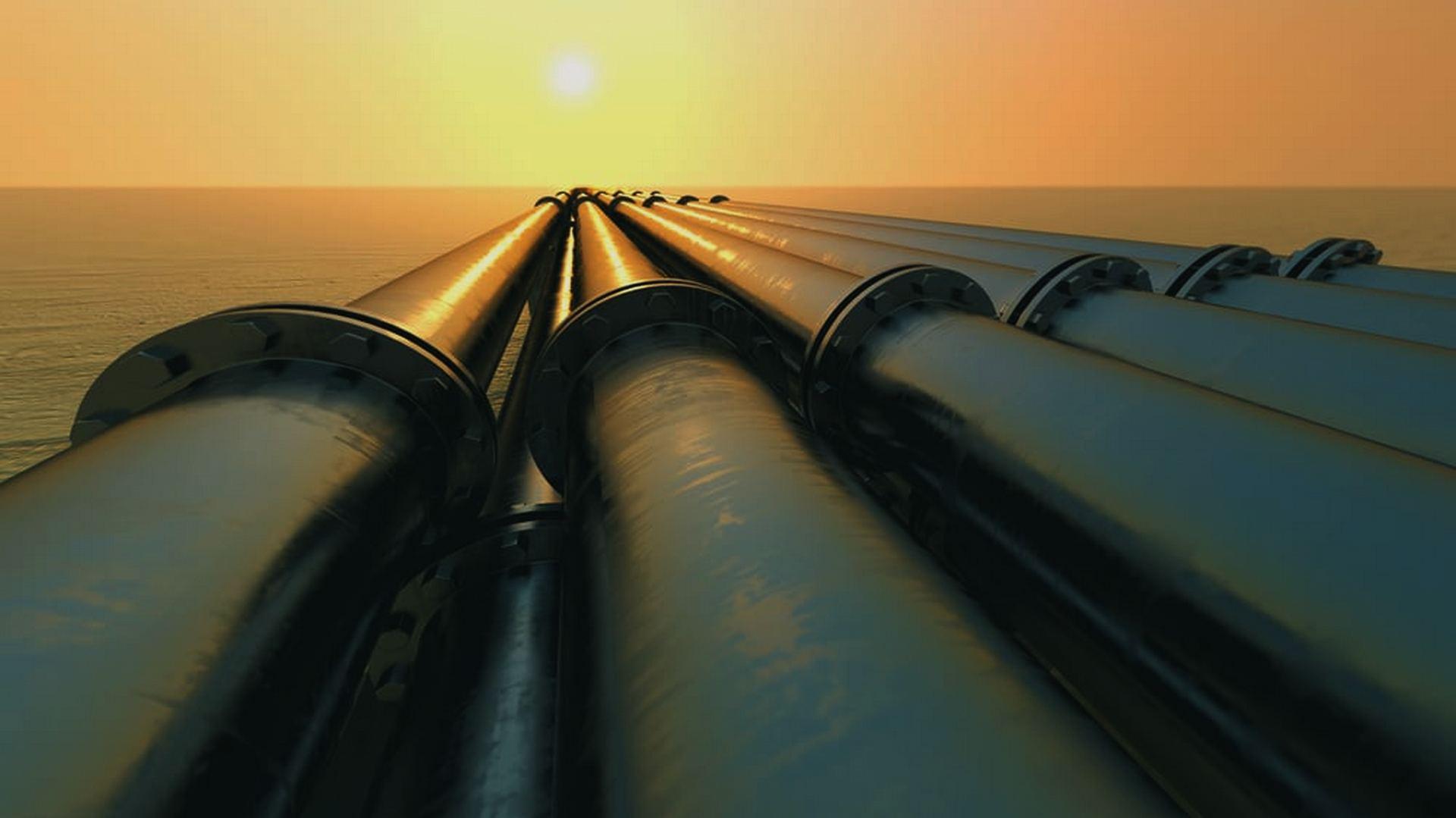 пневматические испытания газопровода