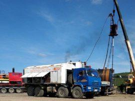 Компрессирование скважин азотом: этапы работ и особенности