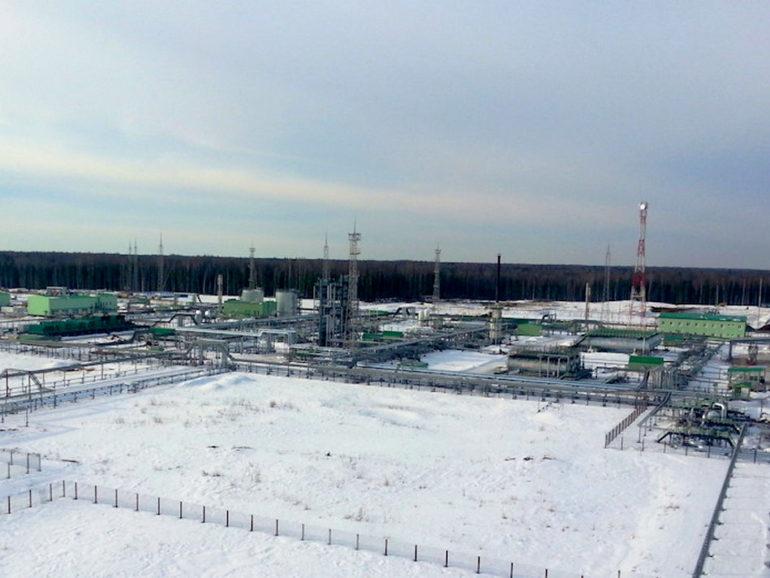 Освоение скважины Усть-Сильгинского месторождения